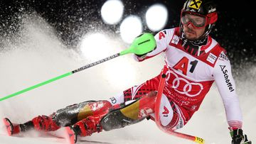 Image shows Marcel Hirscher (AUT).